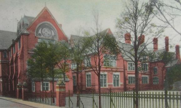 Wyggeston Boys School