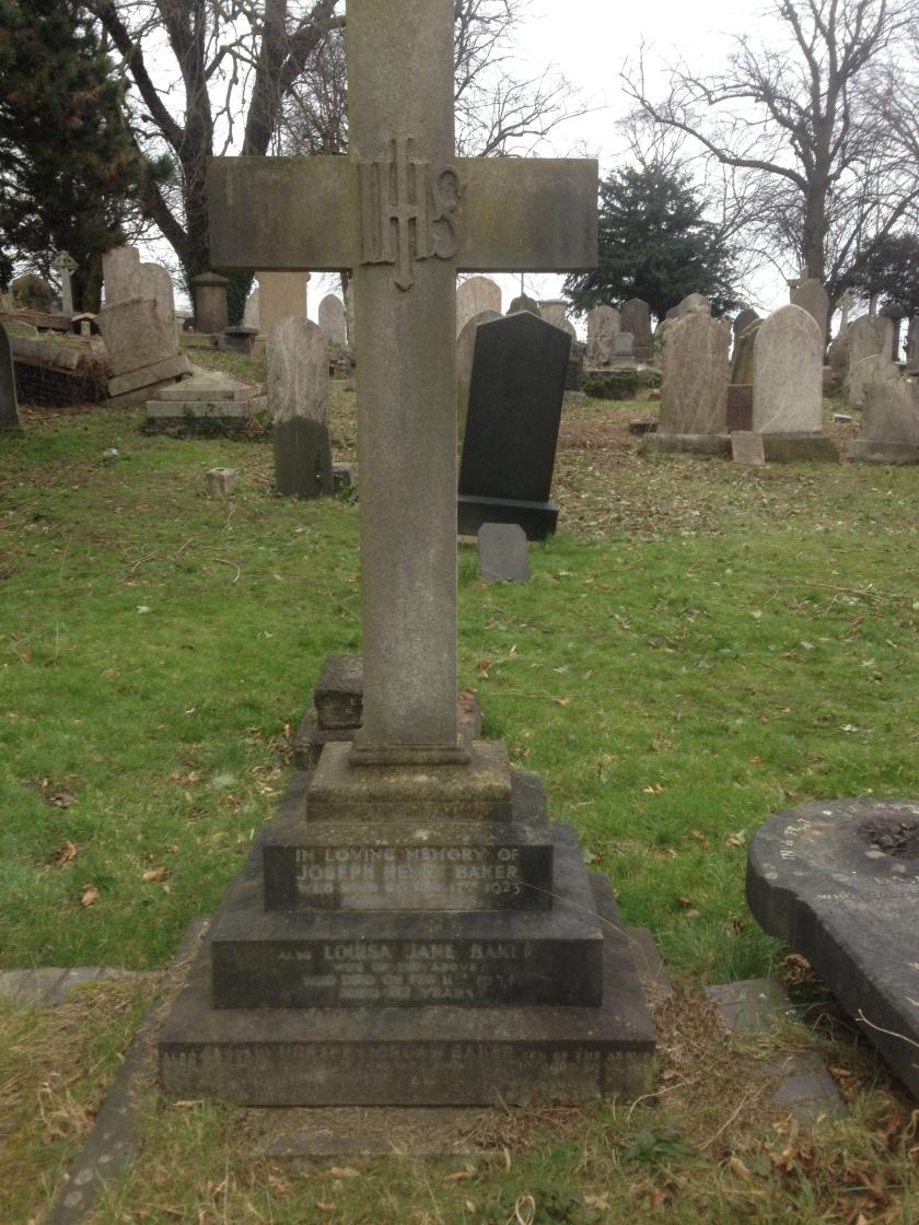 Baker family grave_1