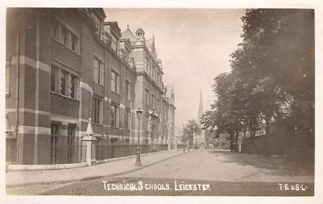 Leicester Technical School