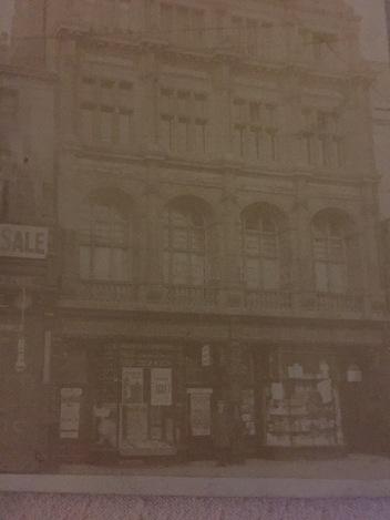 Satchell shop Granby street