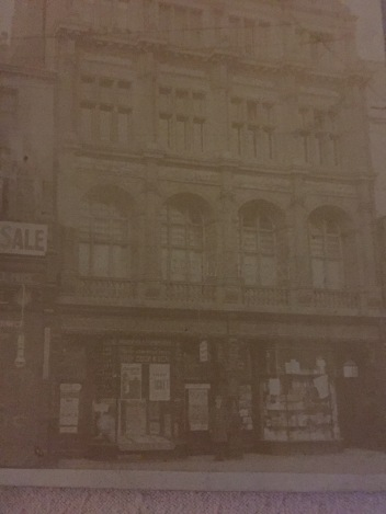 Satchell shop Granby street