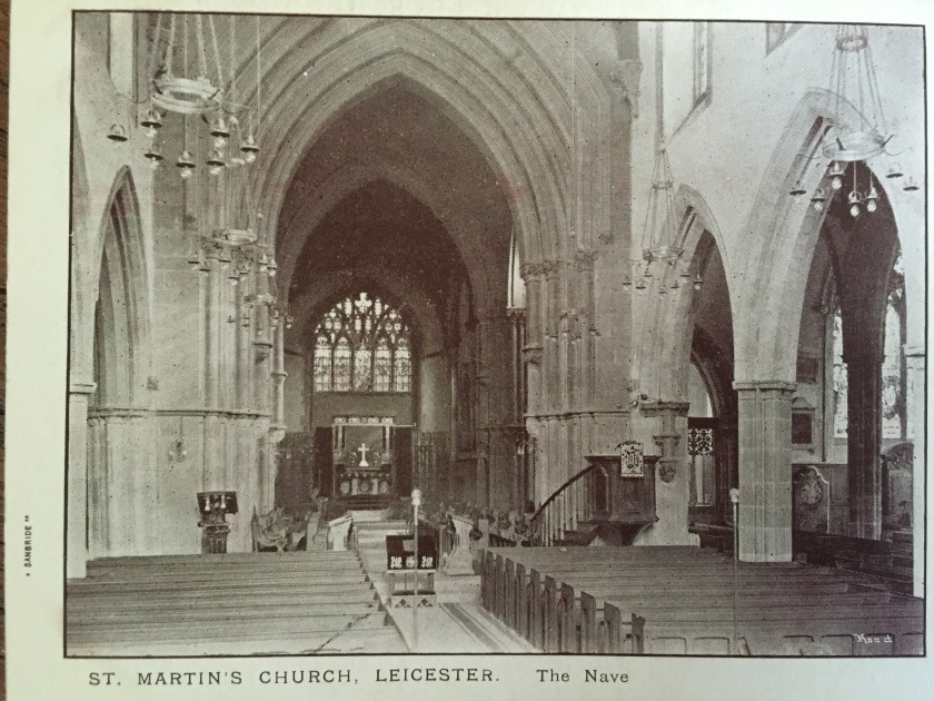 St Martins pre alterations