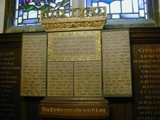 Sydenham memorial
