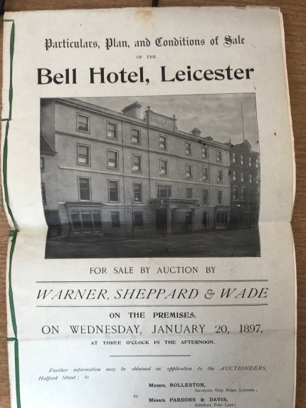 Bell Hotel sales