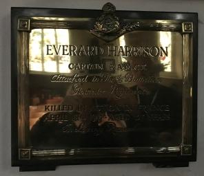 memorial Harrison